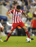 Diego Costa of Atletico Madrid Royalty Free Stock Photography