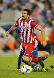 Diego Costa of Atletico Madrid Stock Photos