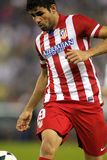 Diego Costa of Atletico Madrid Royalty Free Stock Photos