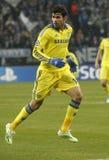 Diego Costa FC Schalke v FC Chelsea 8eme Final Champion League Royalty Free Stock Image