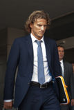 Diego Forlan Corazzo Royalty Free Stock Photo