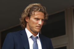 Diego Forlan Corazzo Stock Images