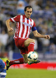 Diego Godin of Atletico de Madrid Stock Images