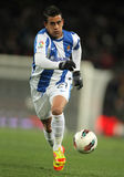 Diego Ifran of Real Sociedad Royalty Free Stock Images