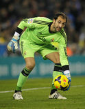 Diego Lopez of Real Madrid Royalty Free Stock Image