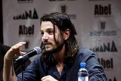 Diego Luna, agente mexicano Fotos de archivo
