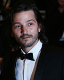 Diego Luna attends the `Blood Father` Royalty Free Stock Photography