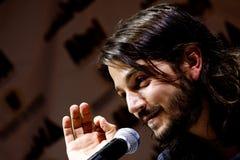 Diego Luna, attore messicano Fotografia Stock Libera da Diritti