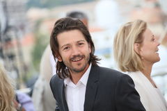 Diego Luna. Jury member Diego Luna attends the Jury Un Certain Regard photocall during the 69th annual Cannes Film Festival at the Palais des Festivals on May 13 Stock Photography