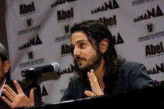 Diego Luna, Mexicaanse acteur Stock Foto