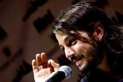 Diego Luna, mexican actor Royalty Free Stock Photography