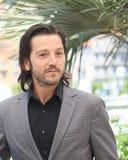 Diego Luna nimmt an dem ` Blut-Vater ` teil Stockbilder