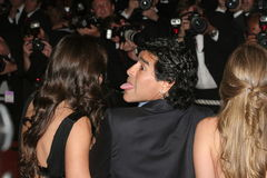 Diego Maradona royalty free stock photography