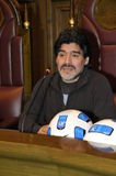 Diego Maradona Royalty Free Stock Image