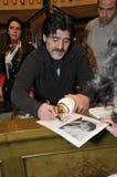 Diego Maradona Stock Photo