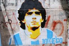 Diego Maradona Photos libres de droits