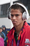 Diego Reyes Mexico Olympic Football team Stock Image
