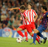 Diego Ribas da Cunha of Atletico Madrid Stock Photography