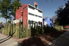 Diego Rivera House royalty free stock image