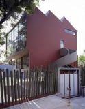 Diego Rivera's house-studio Stock Images
