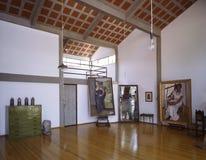 Diego Rivera's studio Stock Photography
