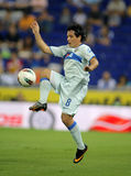 Diego Rivero of Boca Juniors Stock Photography