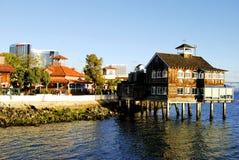 diego San port morski wioska
