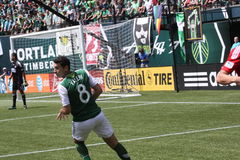 Diego Valeri Royalty Free Stock Photo