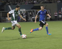 Portland Timbers royalty free stock photography