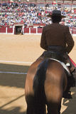 Diego Ventura, bullfighter on horseback spanish Stock Photo