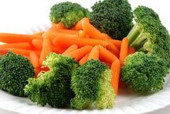 Dienblad van groenten Stock Afbeelding