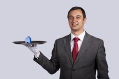 Dienen des besten Hausservices Lizenzfreie Stockfotos