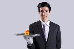 Dienen des besten Hausservices Lizenzfreie Stockfotografie