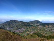 Dieng image stock