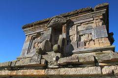 Dieng Plateau Temple Complex. A Group of Temple, located on Dieng Plateau Central Java. This is the Setyaki Compound Group Stock Images
