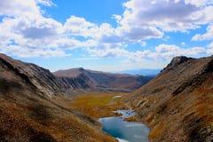 Diente de sierra Ridge Imágenes de archivo libres de regalías