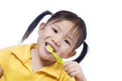 Dientes que aplican con brocha