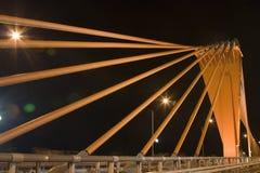 桥梁dienvidu南部掀动 免版税库存照片