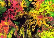 Diep in djungle Stock Afbeelding