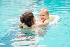 Diep water Royalty-vrije Stock Fotografie