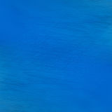 Diepe blauwe oppervlakte van het water Stock Foto