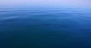 Diepe Blauwe Overzees stock foto