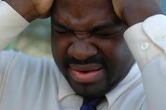 Diepe depressie Stock Foto