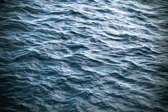 Diepe wateren Stock Afbeeldingen