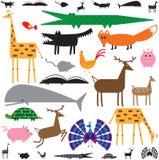 dieren Royalty-vrije Stock Fotografie