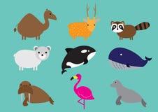 dieren royalty-vrije illustratie