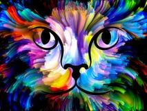 Dieren van Kleur vector illustratie
