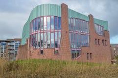 Dierenambulance che costruisce Amsterdam i Paesi Bassi fotografia stock