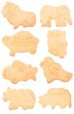 Dierenkoekjes stock afbeelding