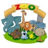 dierentuin Royalty-vrije Stock Afbeelding